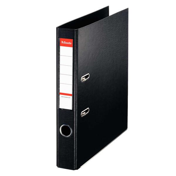 エセルテジャパン レバー式アーチファイル A4タテ 背幅52mm ブラック 40ST 1箱(10冊入)