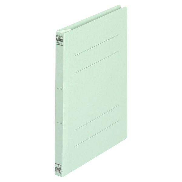 フラットファイル A5縦 ブルー100冊