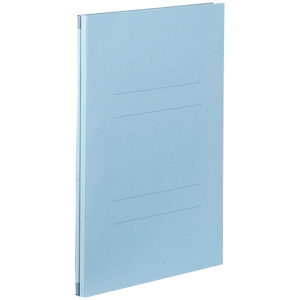 セキセイ のびーるファイル エスヤード A4タテ ブルー 100冊 AE-50F-10