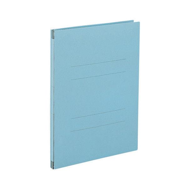 セキセイ のびーるファイル エスヤード B5タテ ブルー 100冊 AE-40F-10