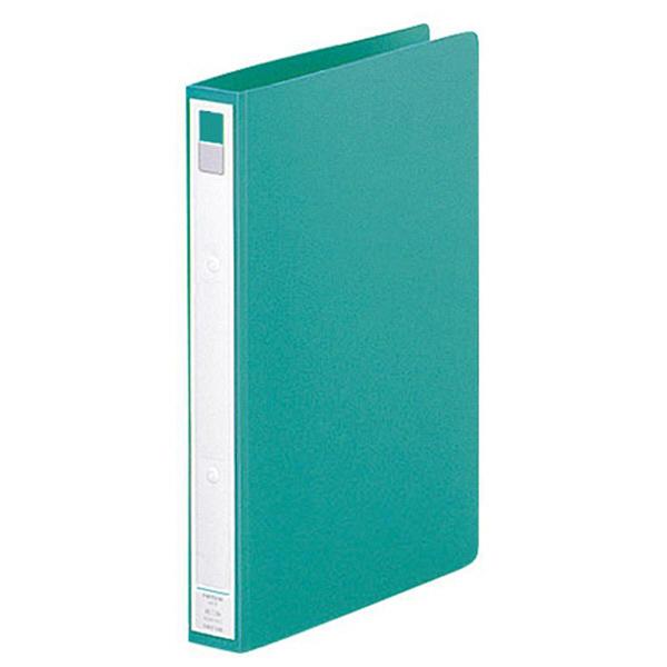 リヒトラブ リングファイル A4タテ 背幅36mm 緑 F877U 1セット(30冊:10冊入×3箱)