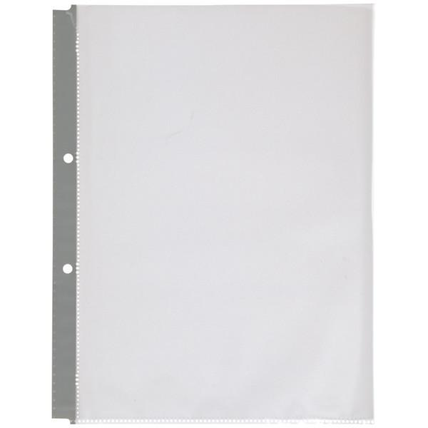 リヒトラブ ルポ・リーンフォース・クリヤーポケット(A4) 台紙無し N2208 1箱(500枚:50枚入り×10袋)