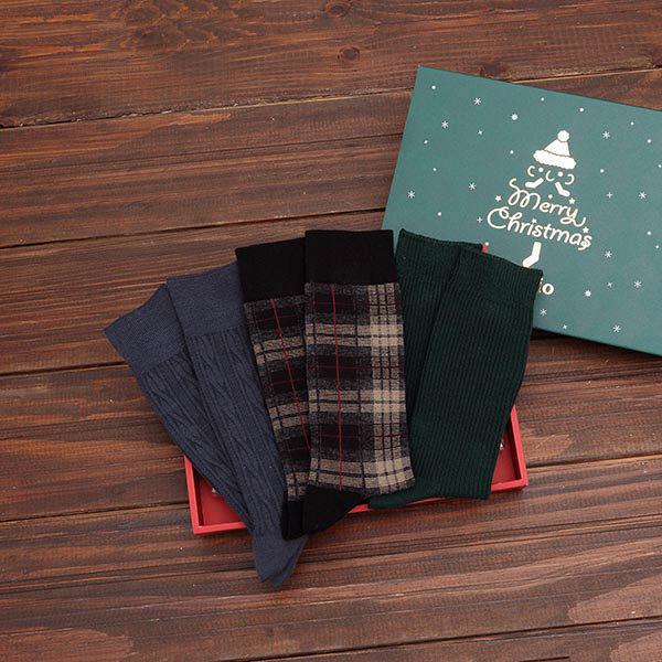 タビオ クリスマスギフトBOX メンズ