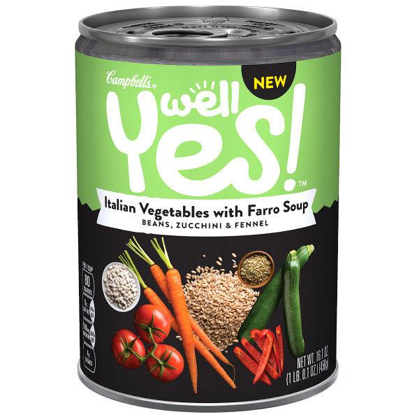 イタリアンベジとファッロのスープ 1缶