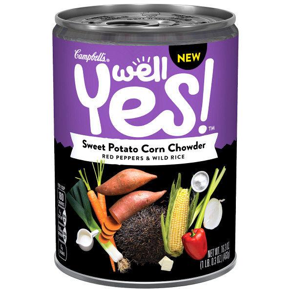 スウィートポテトのコーンチャウダー 3缶