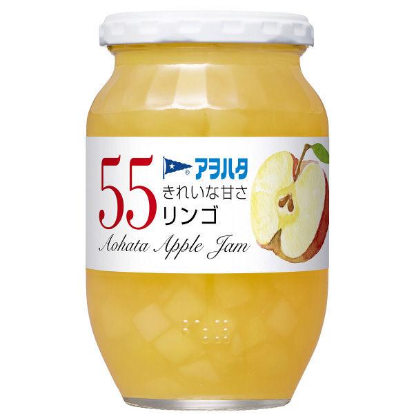 アヲハタ 55 リンゴ 400g 2個