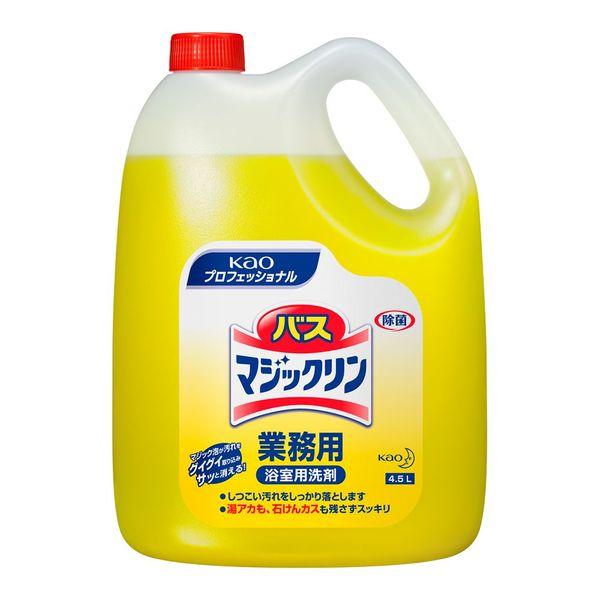 バスマジックリン 浴室用洗剤 4.5L