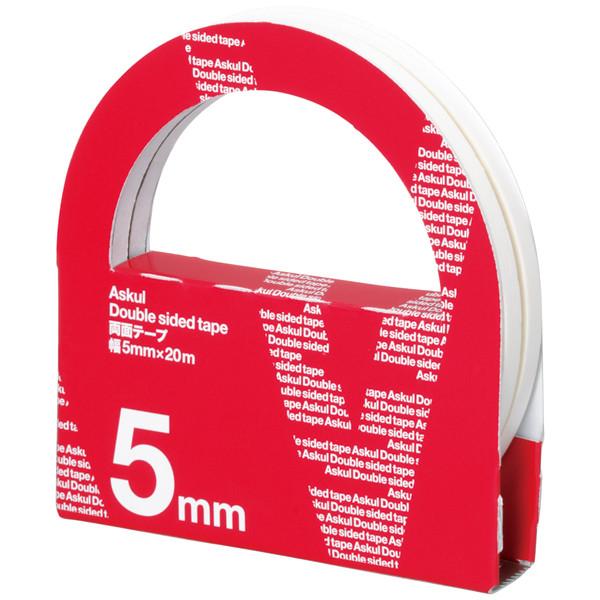両面テープ カッター付 5mm×20m