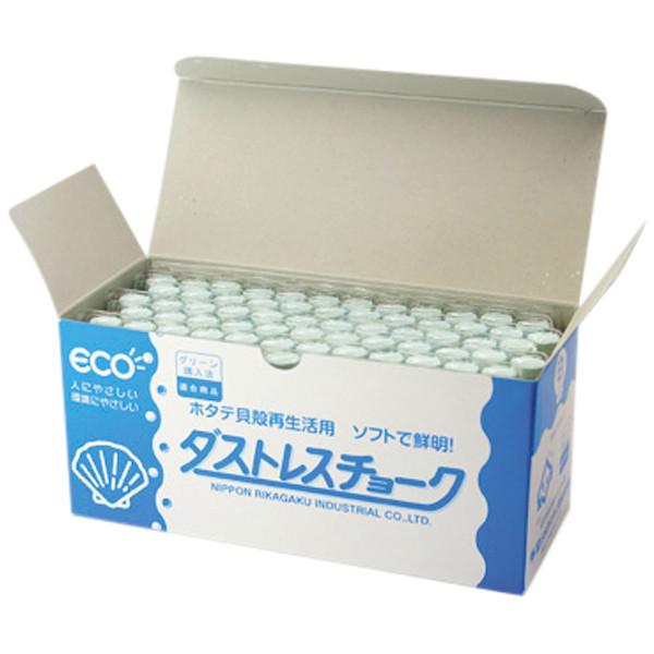 ダストレスチョーク 白 DCC-72-W 1箱(72本入) 日本理化学工業