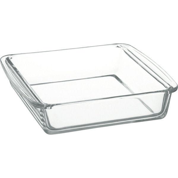 ケーキ焼皿 角形 2L 1個