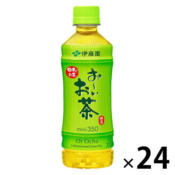伊藤園おーいお茶緑茶350ml 24本