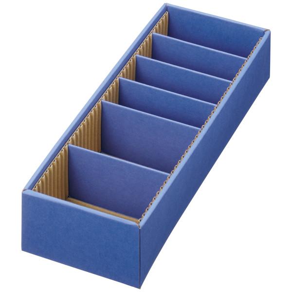 アスクル 引き出し整理ボックス 浅型 小