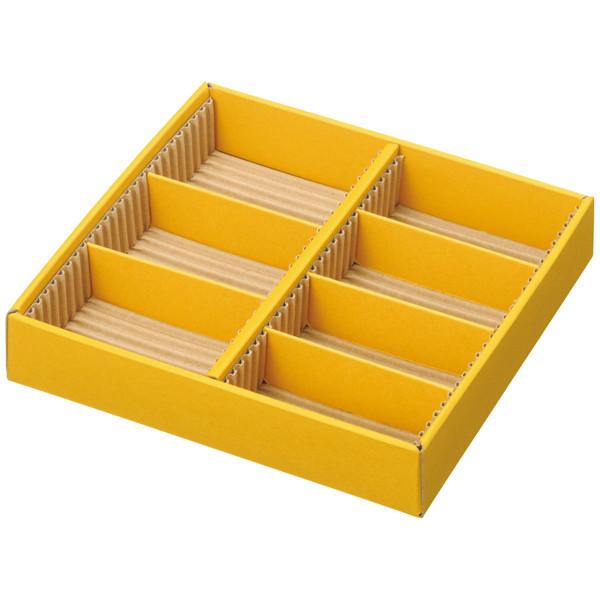アスクル 引き出し整理ボックス 薄型 中