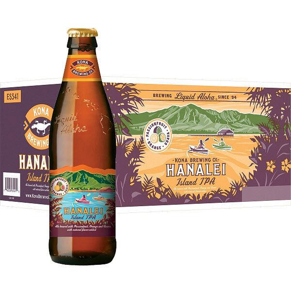 ハナレイアイランドIPA 355ml 瓶