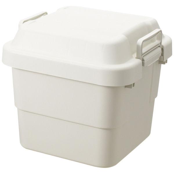 無印良品 ポリプロピレン頑丈収納ボックス・小 約30L