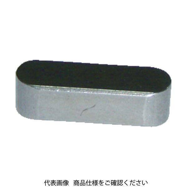 トラスコ中山(TRUSCO) TRUSCO 平行キー両丸タイプ(S45C)10X8X40mm 1箱(PK)5個 TKRM1040 391-0881(直送品)