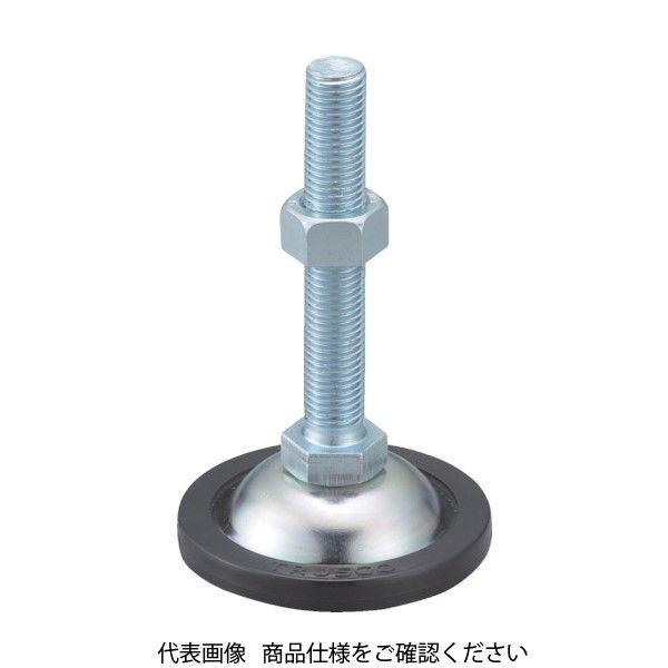 TRUSCO アジャスターボルト M16X150 500kgタイプ 樹脂カバー付 NA-2-16X150 231-4479(直送品)