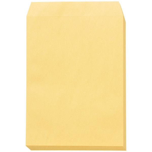 寿堂 コトブキ封筒(クラフト・サイド貼り) 角2(A4) 1000枚
