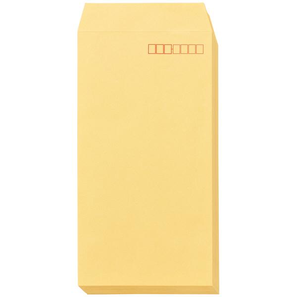寿堂 コトブキ封筒(クラフト・サイド貼り) 長3〒枠あり 1000枚(100枚×10パック)