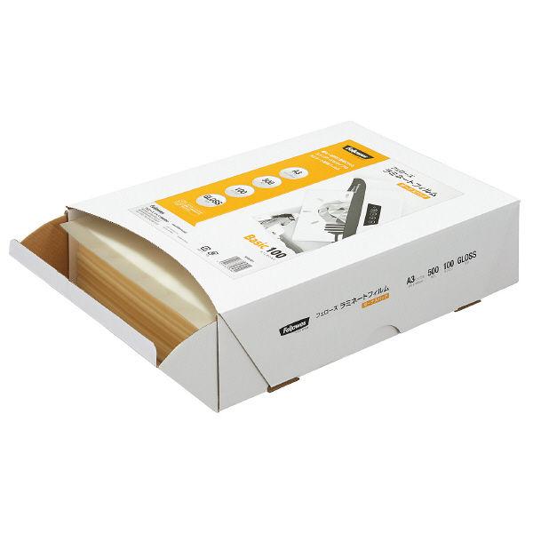 フェローズ A3サイズ用ボーナスパック 100ミクロンベーシック 5359701 1箱(500枚入)