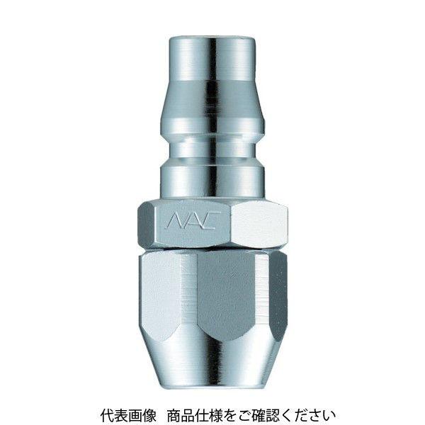 長堀工業 ナック クイックカップリング AL20型 鋼鉄製 ポリウレタンチューブ用 CAL21PA 1個 364-2488 (直送品)