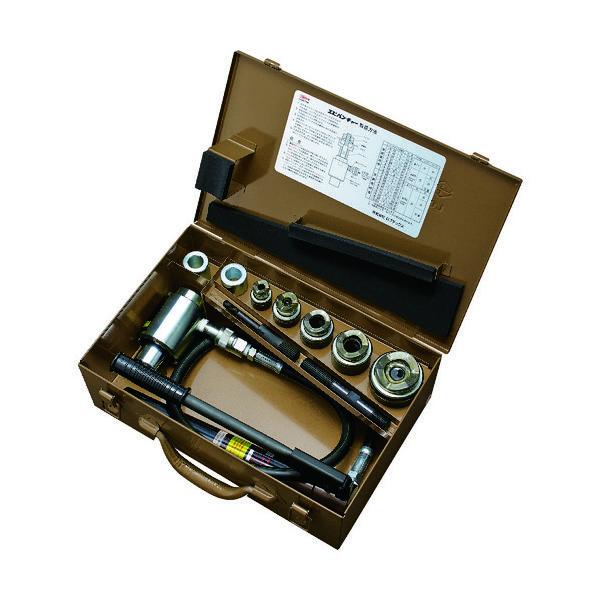 ロブテックス エビ パンチャー(厚鋼管用)ポンプ付 LP104BP 1セット 372ー2970 (直送品)