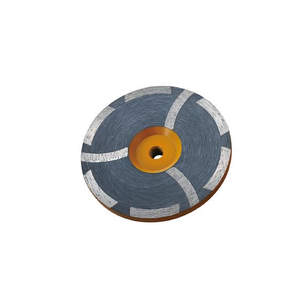 ロブテックス エビ ダイヤモンドカップホイール乾式高級品 CF4 1枚 123ー9821 (直送品)