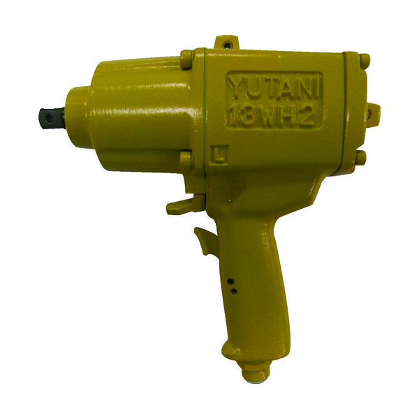 ユタニ 油谷 インパクトレンチピストル標準型 13WH-2 1台 169-1422 (直送品)