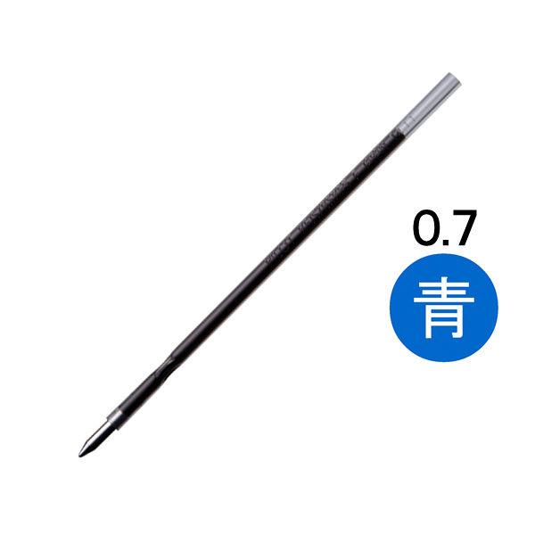 パイロット 油性ボールペン替芯 青 0.7mm BSRF-6F-L 1パック(10本入)