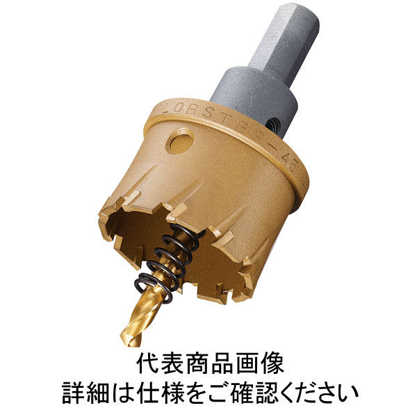 ロブテックス エビ 超硬ホルソー 46mm HO46G 1本 331ー5002 (直送品)