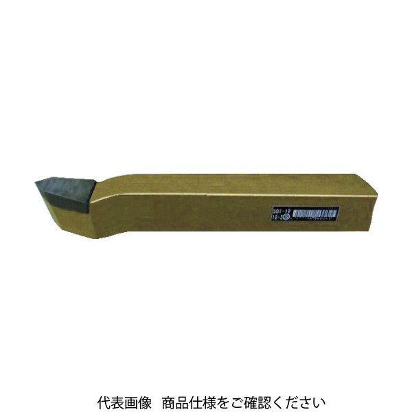 三和製作所 三和 ハイス付刃バイト 15L形 25×25×200 504-7 1本 156-9651 (直送品)