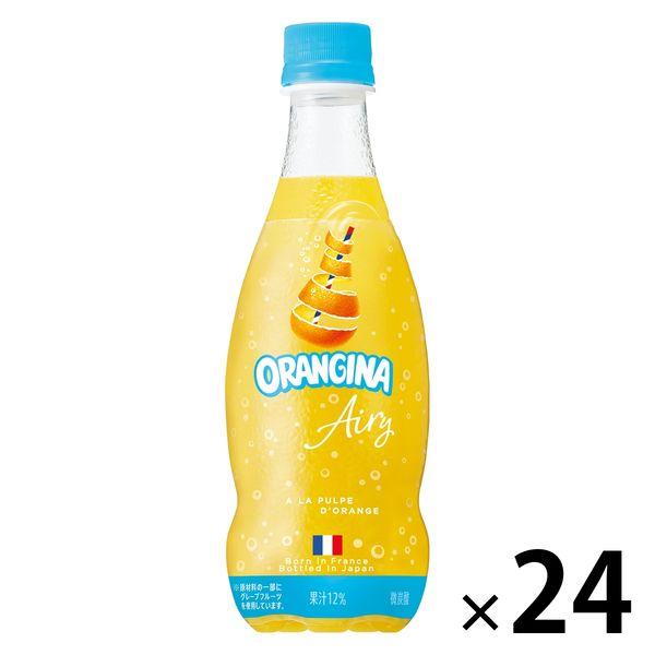 オランジーナ 420ml 24本