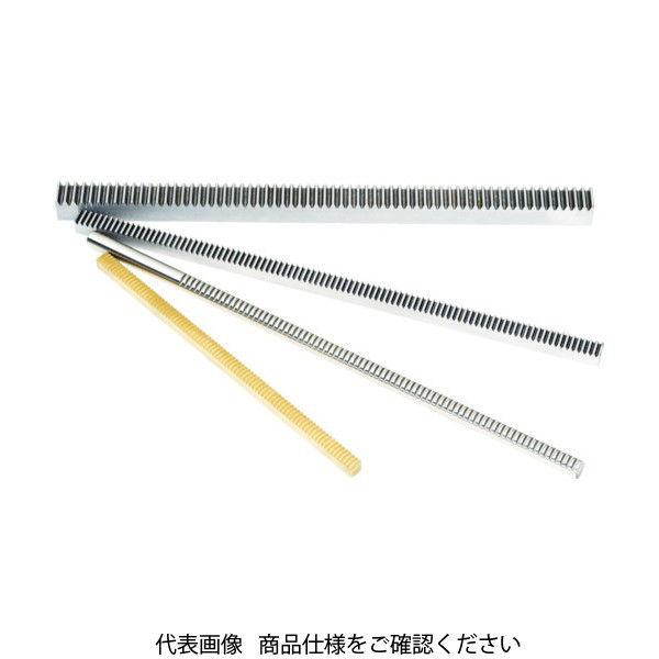 協育歯車工業 KG ラック 全長505mm 有効歯数212 歯幅3mm RK75B5-0310 1個 355-0273 (直送品)