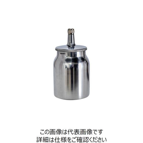 トラスコ中山(TRUSCO) TRUSCO 塗料カップ 吸上式用 容量1.0L SC-10 1個 227-5155(直送品)