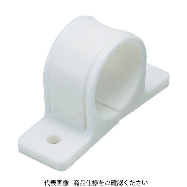 トラスコ中山(TRUSCO) TRUSCO 樹脂サドルバンドガス管用20A (2個入) TGS-20GP 1袋(2個) 281-5273 (直送品)