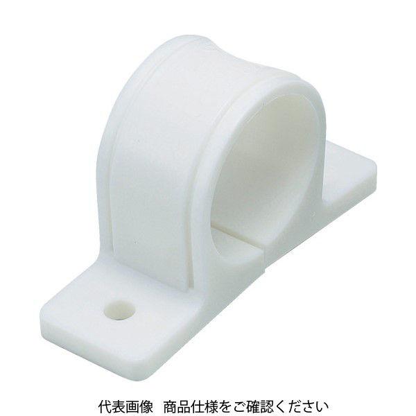 トラスコ中山(TRUSCO) TRUSCO 樹脂サドルバンドガス管用50A (2個入) TGS-50GP 1袋(2個) 281-5311 (直送品)
