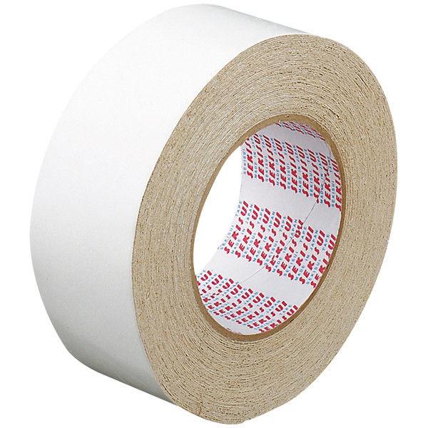 積水化学工業 厚手布両面テープ No.610 0.55mm厚 幅50mm×15m巻 W610X01