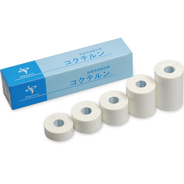 竹虎 コクテルン No.7.5 7.5cm×5m 1箱(4巻入) (取寄品)