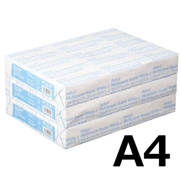 コピー紙 日本製 A4 1500枚