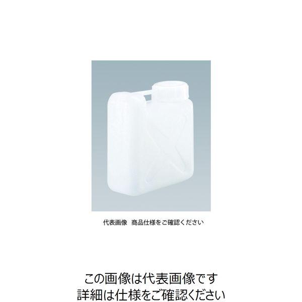 トラスコ中山(TRUSCO) TRUSCO 広口 扁平缶 10L T0192 1個 355-9840(直送品)