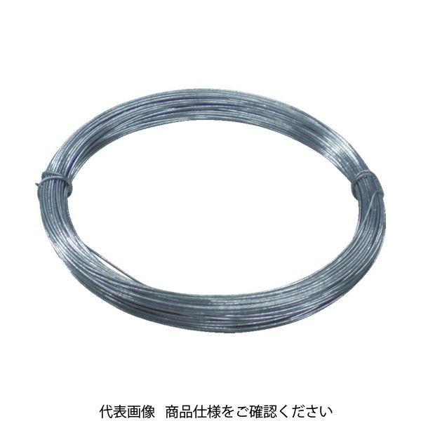 トラスコ中山(TRUSCO) TRUSCO スチール針金 小巻タイプ 線径0.9mmX40m TYWS-09 1巻(40m) 359-9701(直送品)
