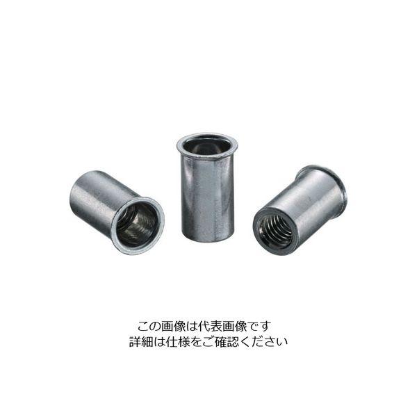 ロブテックス エビ ナット(1000本入) Kタイプ スティール 4ー3.5 NSK435M  372ー4981 (直送品)
