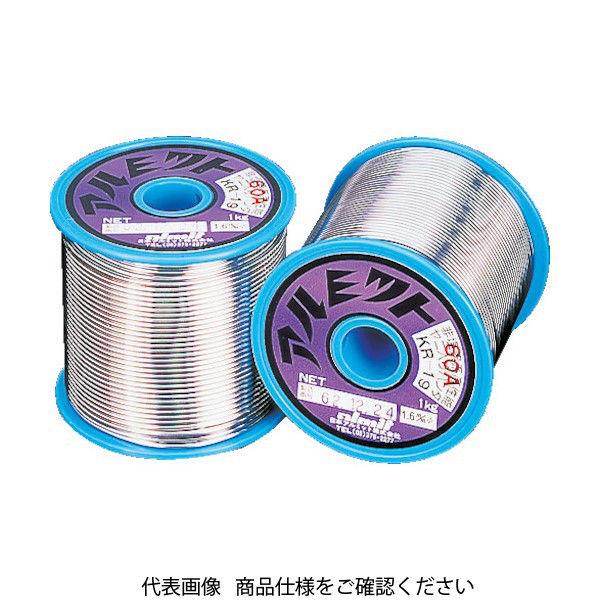 日本アルミット アルミット KR19-60A KR19-60A-2.5-0.65MM 1巻 116-7049(直送品)