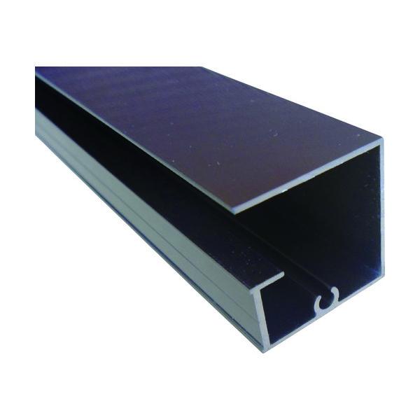 アルインコ(ALINCO) アルインコ 波板用母屋材 2.4M ブロンズ BA170B 1本 384-7586(直送品)