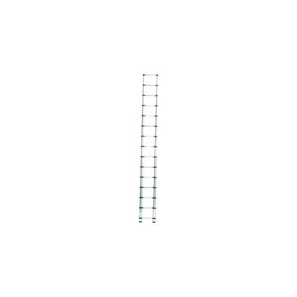 アルインコ(ALINCO) アルインコ 伸縮式梯子 1.02~4.42m 最大使用質量100kg MSN44 1台 385-3721(直送品)