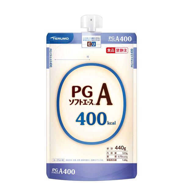 テルモ PGソフトA400 400kcal PE-75ES040 1箱(12パック入)