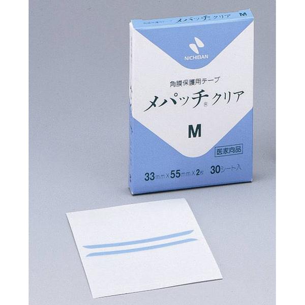 ニチバン メパッチクリア M 1セット(300枚:2枚×30シート入×5箱) (取寄品)
