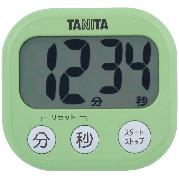 タニタでか見えタイマー100分計グリーン