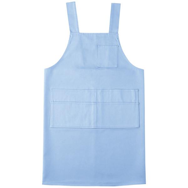 テンダイ マルチエプロン ブルー TD20-2_401 1枚
