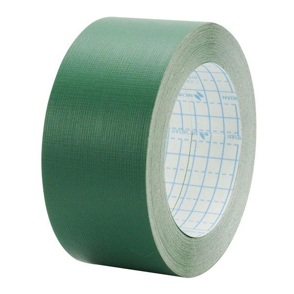 ニチバン 再生紙製本テープ ロールタイプ 幅35mm×10m 緑 BK-35